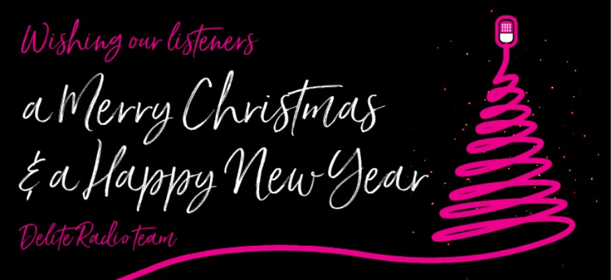 Wishing you the listener a Merry Christmas and a Happy New Year ...